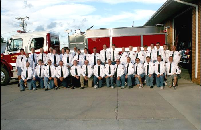 Fire Department Crew